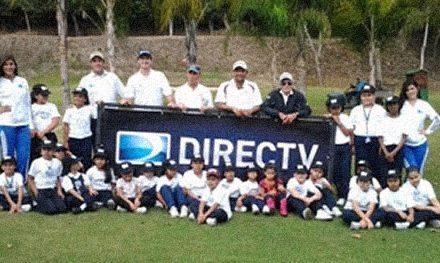 Los niños los grandes protagonistas en el  Abierto Lagunita Country Club COPA DIRECTV