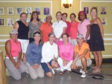 Foto de Grupo de la Comisión de Damas Golfistas