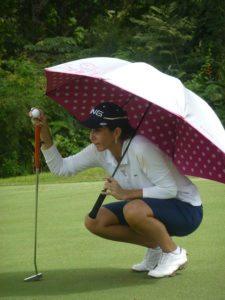 Sonia Malca - Mejor 'gross' del torneo