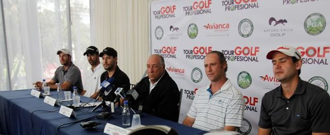 Tour de golf profesional espera fortalecer este deporte