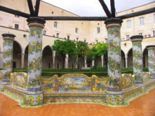 Amalfi - Nápoles - Santa Chiara