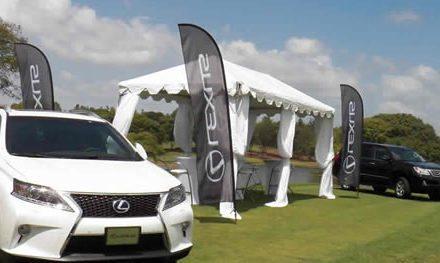 El Golfista Lexus