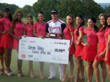 Foley se tituló en Web.com Panamá Claro Championship