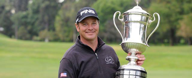 Ted Purdy salió triunfante en el Club de Golf México
