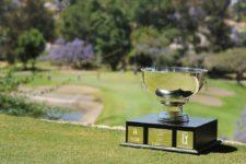 Una imagen de la copa que recibirá el campeón del TransAmerican Power Products CRV Open al final de esta tarde en el Atlas Country Club de Guadalajara. El torneo es el segundo de la temporada 2013 del PGA TOUR Latinoamérica. Crédito: Enrique Berardi/PGA TOUR