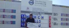 Wollmer Murillo Qualifying Volvo China Open