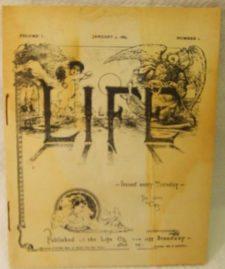 1era Edición Life 1883