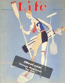 LIFE Magazine 1925-12-17