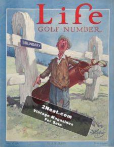 LIFE Magazine 1926-05-27