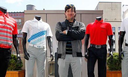 La moda y la ropa, cada vez más protagonistas durante el Masters