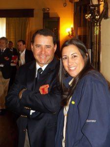 Luís Guillén & Mariela Hoffman