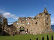 Ruinas de la Catedral de St. Andrews