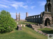 Ruinas de la Catedral de St. Andrews (cortesía www.tripadvisor.es)
