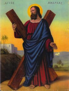 Apóstol St Andrew