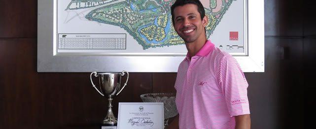 """""""El Golf es mi mejor amigo"""""""