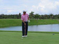 """Miguel Ordóñez: """"El Golf es mi mejor amigo"""""""