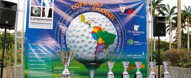 Venezuela definió su delegación a la VII Final Internacional del Campeonato Latinoamericano Copa Golf Channel 2013