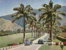 Cabré pintaba desde el Caracas Country Club (cortesía sp8.fotolog.com)