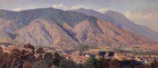 El Ávila desde El Calvario
