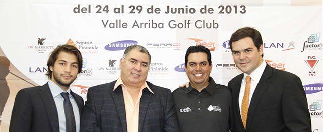 El Torneo PGA Seguros Pirámide