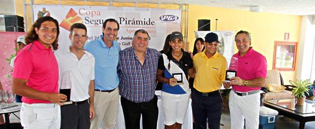 En el Torneo PGA Seguros Pirámide comenzó la acción con el Proam