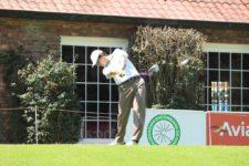 """Juan Pablo Candela, """"El golf es mi vida…"""" (cortesía de FEDEGOLF"""")"""