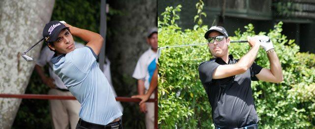Luis Cedeño y Raúl Sanz lideran la competencia