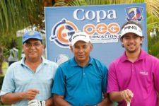 Meneghini, Solis y Guerrero lideran la tabla de la Copa OEG Internacional
