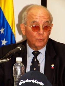 Ing. Freddy Alcántara (presidente FVG)
