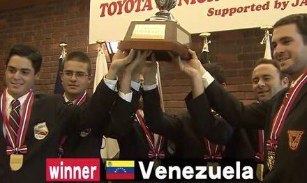Video: TOYOTA Junior World Golf Cup 2013