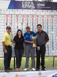 3ra victoria en fila de Solís con Abierto Copa KPMG
