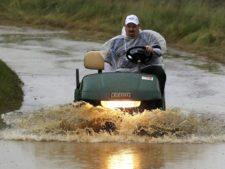 Lluvia causando problemas en Merion (cortesía www.salon.com)