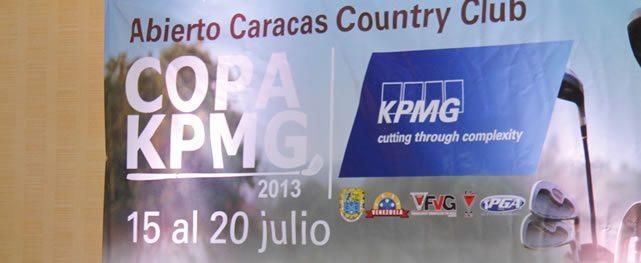 Inicia el Abierto del Country Copa KPMG