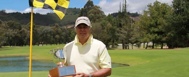 Morales gana Nacional Senior en el Club Militar