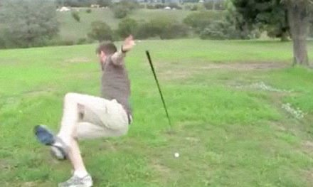 VIdeos divertidos de golf