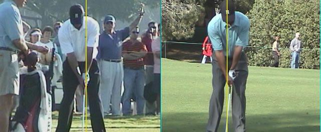 El Stance en Golf