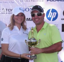 Alex Guerra En Gran Final - Bmw Championship En Buenaventura Golf Club