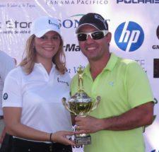 Alex Guerra En Gran Final - Bmw Championship En Buenaventura Golf Club