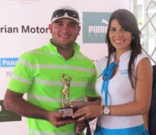 Federico Garrido En El Costa Blanca Villas Championship En Mantarraya Golf Club