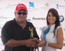 Juan José García G. En El Costa Blanca Villas Championship En Mantarraya Golf Club