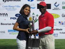 Isaac Alexander para el Polaris Open en Vista Mar Golf and Beach Resort
