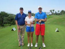 Scott Bronstein, Dawn Prosser y Raúl Ford