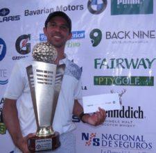 Miguel Ordoñez - Campeón del Panama Medal Tour