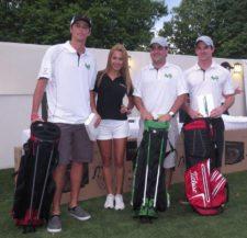 Ganadores del 2do Lugar - Mark Vander Werf, Modelo, Luigi Cargiulo y Harry Strunz