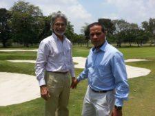 FVG inicia gira por el Maracaibo Country Club
