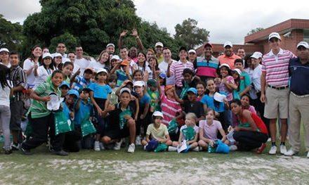 Golf en La Carlota con Mindeporte