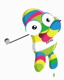 Mascota Juegos Olímpicos Juveniles Nanjing 2014