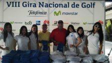 Los mejores swings del 1er Torneo de la VIII Gira Nacional de Golf Telefónica | Movistar