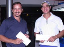 Santiago Fascetto y Luis Valle Arias