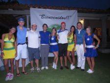 Despedida de soltero de Ricky Mouynes en Vista Mar Golf and Beach Resort
